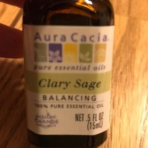 Essential oil-Clary Sage
